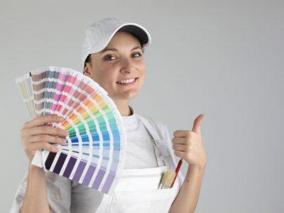 Bestil 3 tilbud på malerarbejde