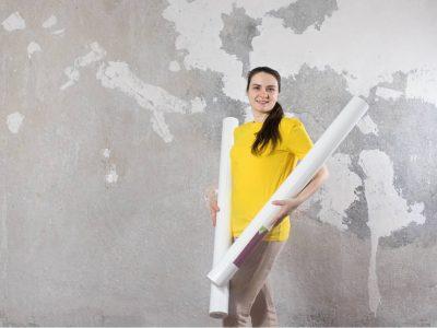 Få 3 tilbud på tapetsering udført af professionel maler
